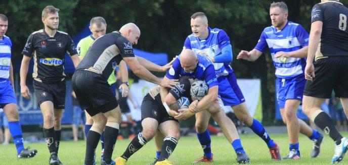Artykuł: Rugby. Ligowe młyny i przyłożenia po 12 latach przerwy  [ZDJĘCIA]