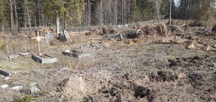 Artykuł: Proboszcz spod Ełku ma zapłacić 2 mln zł kary za zniszczenie cmentarza. Grozi mu więzienie