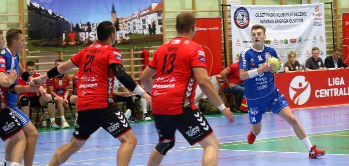 Artykuł: Piłka ręczna. Hala w Biskupcu okazała się bardziej gościnna dla zespołu z Zamościa niż z Olsztyna [ZDJĘCIA]