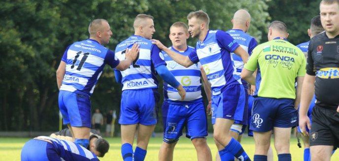 Artykuł: Rugby. Debiutanci z Olsztyna wygrali... kolejny mecz