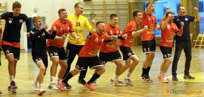 Artykuł: Piłka ręczna. Zwycięski I-ligowy debiut olsztyńskiego Szczypiorniaka w spotkaniu derbowym [ZDJĘCIA]