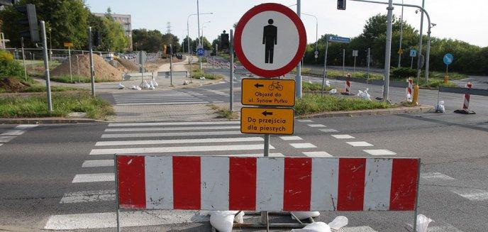 Artykuł: Budowa drugiej nitki linii tramwajowych. Kolejne utrudnienia dla kierowców i pieszych [SCHEMATY]