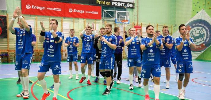 Piłka ręczna. Warmia Energa Olsztyn wygrywa z MKS Wieluń  [ZDJĘCIA]