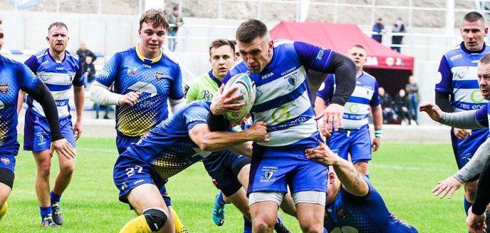 Artykuł: Pierwsza porażka olsztyńskich rugbystów