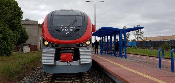 Artykuł: Kolejarze zapowiedzieli szybsze podróżowanie między Olsztynem a Iławą