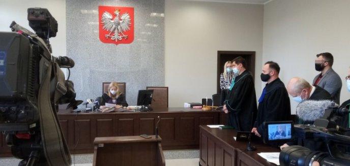 Artykuł: Sąd skazał mężczyzn, którzy obrabowali kantor przy ul. Dąbrowszczaków w Olsztynie