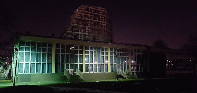 Chcieli okraść nieużytkowany budynek sali gimnastycznej przy ul. Głowackiego w Olsztynie