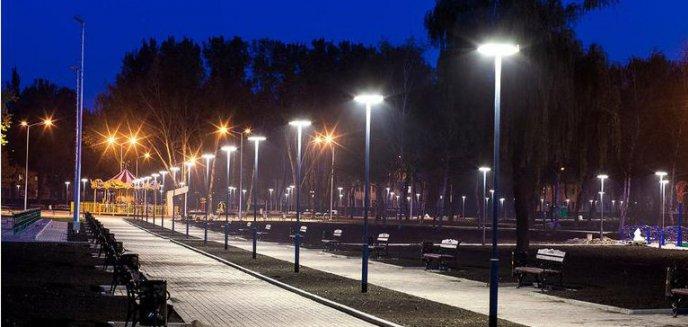 ''Ledowe oświetlenie kroczące'' to przyszłość polskich ulic