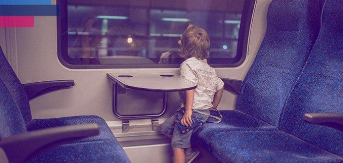 W pociągu relacji Wrocław-Olsztyn matka, mając 2,7 promila, ''opiekowała się'' 7-letnim synem