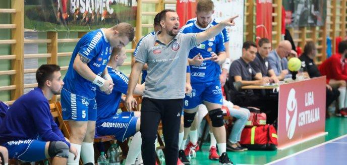 Artykuł: Piłka ręczna. Warmia Energa Olsztyn rozwiązuje umowę z trenerem