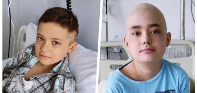 Artykuł: 13-letni Paweł z Olsztyna walczy z ostrą białaczką szpikową. Odbędzie się akcja charytatywna