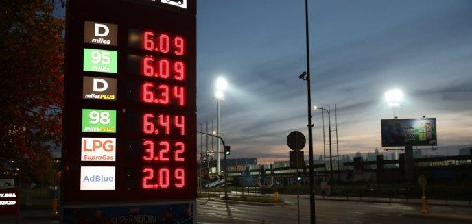 Artykuł: Coraz wyższe ceny paliwa. Co na to Daniel Obajtek, prezes Orlenu?