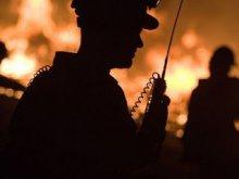 Pożar na Osiedlu Mazurskim