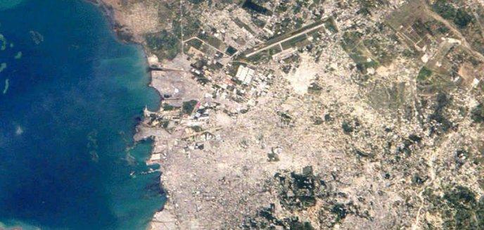 Artykuł: Olsztynianie pomagają Haitańczykom