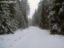 Arktyczne mrozy za nami, pora na śnieg i wiatr