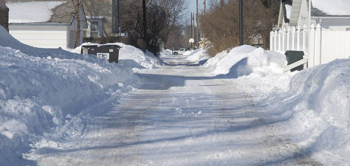 Artykuł: Droga zima