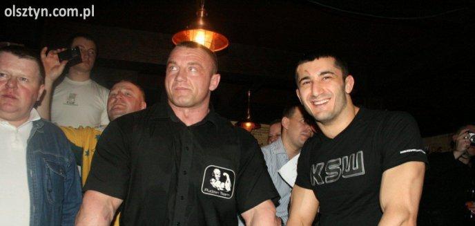 Artykuł: Mamed Khalidov lepszy od Pudziana! - Zobacz fotorelację!!