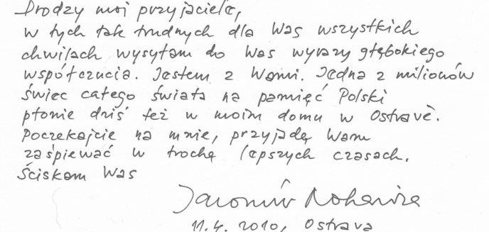 Artykuł: Nowy termin koncertu Jaromira Nohavicy