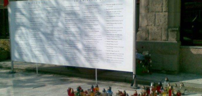 Artykuł: Ul. Kaczyńskich, Płoskiego, a może wszystkich ofiar? - Dowiemy się w maju!