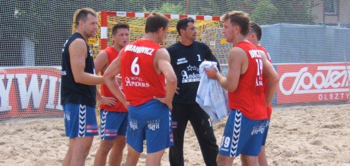 Artykuł: Olsztyńscy szczypiorniści najlepsi na piasku