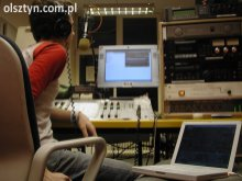 Niewidome dzieci tworzą słuchowisko