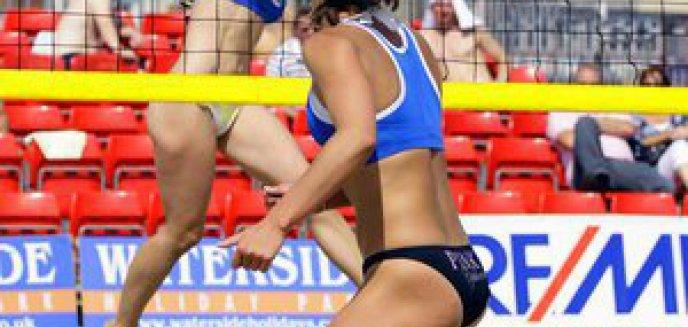 Artykuł: Katarzyna Urban i Joanna Wiatr mistrzyniami Polski w siatkówce plażowej