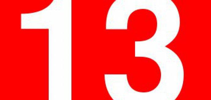Artykuł: Piątek Trzynastego nie taki straszny