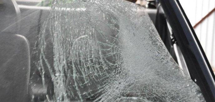 Artykuł: Zginęli dwaj kierowcy