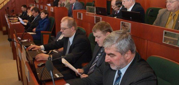 Artykuł: Budżet województwa uchwalony