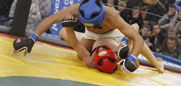 Artykuł: Olsztyńskie MMA przyspiesza!