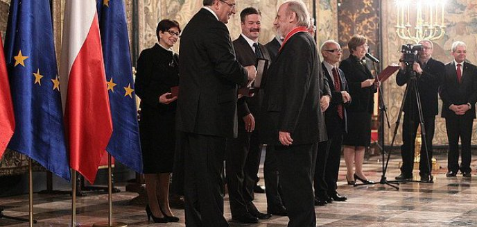 Artykuł: Jerzy Skolimowski odznaczony przez Prezydenta Komorowskiego