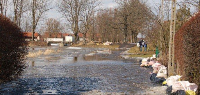 Artykuł: Sytuacja powodziowa na Warmii i Mazurach