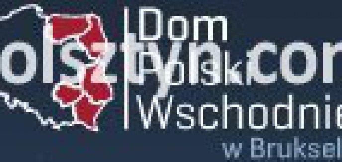 Artykuł: Dom Polski Wschodniej w Brukseli
