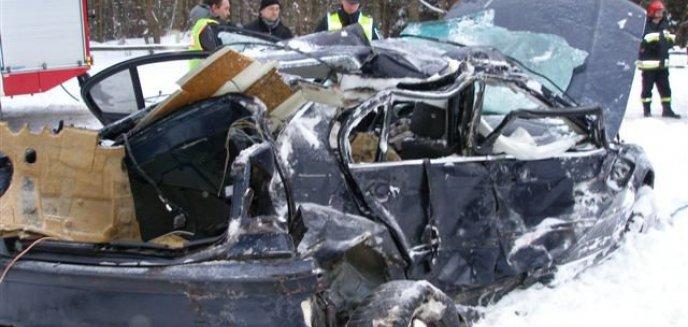 Artykuł: Badają przyczyny wypadku - zginęło dziecko
