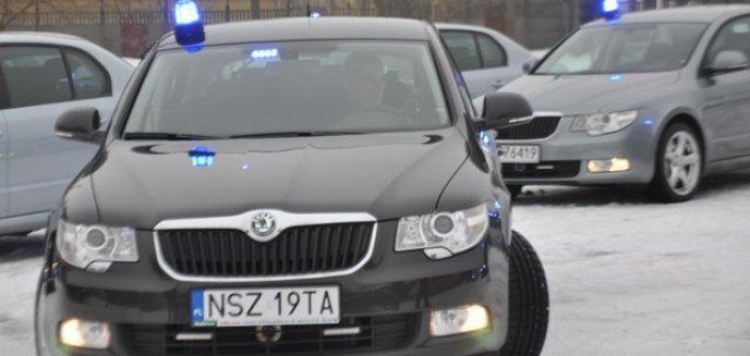 Artykuł: Nowe radiowozy dla warmińsko-mazurskich policjantów