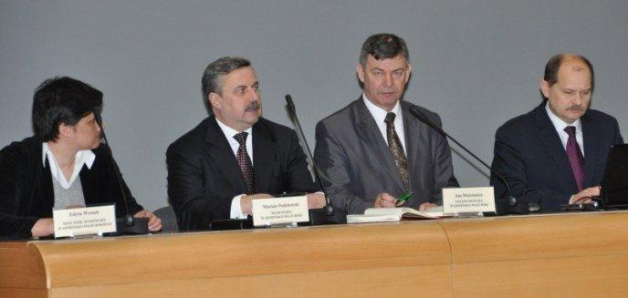 Artykuł: Spotkanie samorządowców regionu