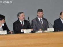 Spotkanie samorządowców regionu