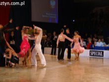 Taneczne Mistrzostwa Polski w Elblągu