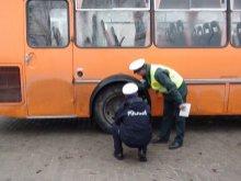 70 uczniów ''upchniętych'' w jednym autobusie