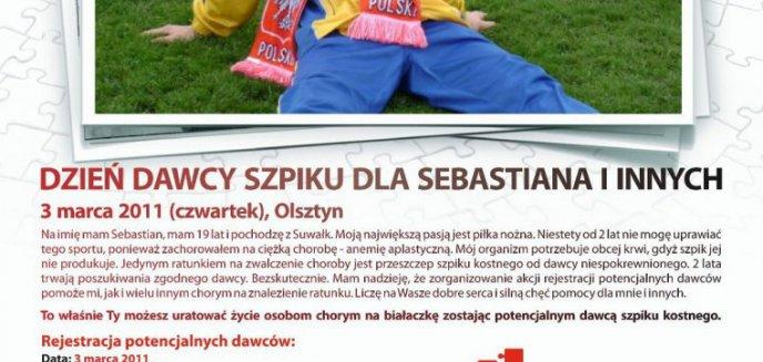 Artykuł: Dzień dawcy szpiku w Olsztynie