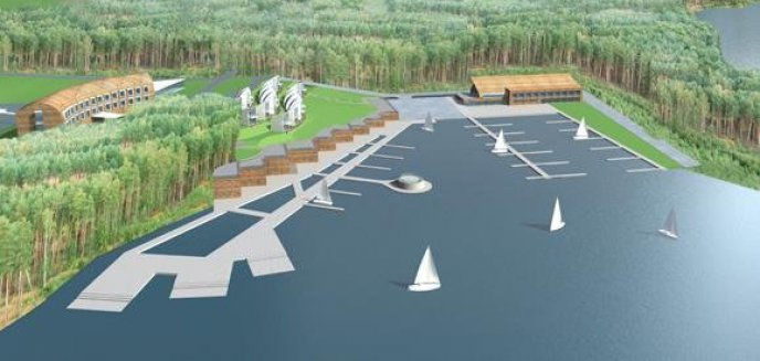 Artykuł: Zagospodarowanie brzegów Jeziora Krzywego w rękach olsztynian