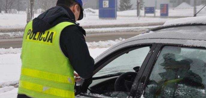 Artykuł: Pijany kierowca próbował staranować  policjanta