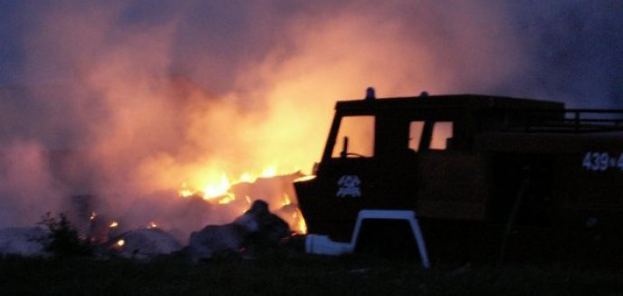 Artykuł: Pożar w fabryce zniczy