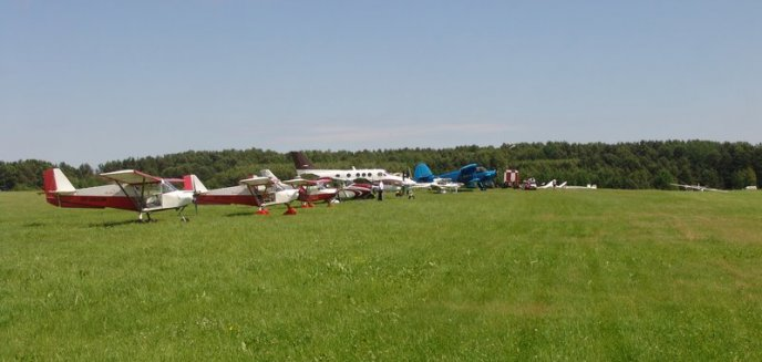 Artykuł: Lot samolotem na rzecz Angeliki