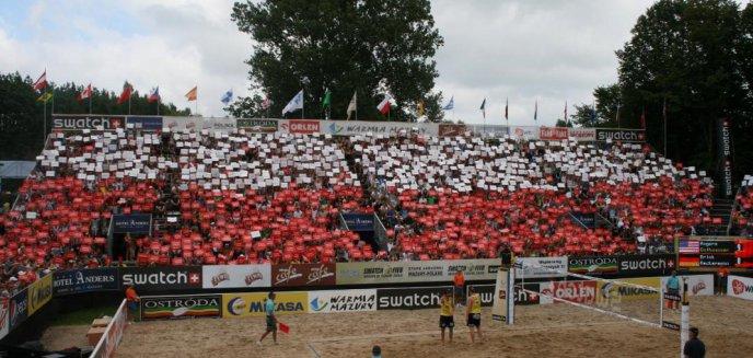 Artykuł: Mistrzostwa Świata w siatkówce plażowej dla  Starych Jabłonek