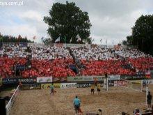 Mistrzostwa Świata w siatkówce plażowej dla  Starych Jabłonek
