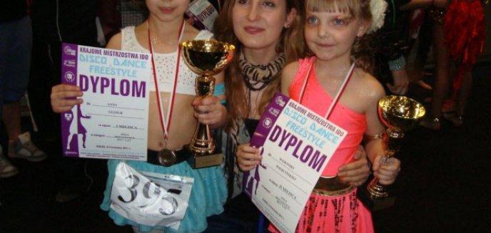 Artykuł: Medalistki z Olsztyna