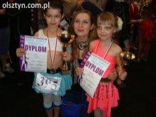 Medalistki z Olsztyna