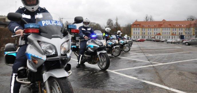 Artykuł: Motocykle dla warmińsko-mazurskiej drogówki
