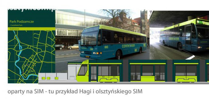 Artykuł: Nowy wizerunek komunikacji miejskiej